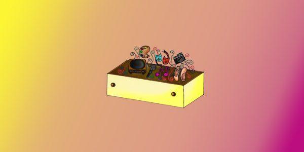 Lo spettacolo nel cassetto